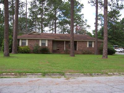 Brookfield, Chula, Tifton, Irwinville, Omega, Poulan, Sycamore, Sumner, Ty Ty, Ashburn, Rebecca Single Family Home For Sale: 2020 Madison Ave