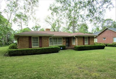 Ocilla, Irwinville, Chula, Wray , Abbeville, Fitzgerald, Mystic, Ashburn, Sycamore, Rebecca Single Family Home For Sale: 515 S Main Street