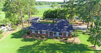 Brookfield, Chula, Tifton, Irwinville, Omega, Poulan, Sycamore, Sumner, Ty Ty, Ashburn, Rebecca Single Family Home For Sale: 237 Whiddon Mill Road
