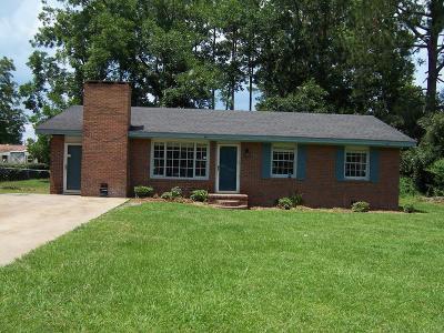 Ocilla, Irwinville, Chula, Wray , Abbeville, Fitzgerald, Mystic, Ashburn, Sycamore, Rebecca Single Family Home For Sale: 108 Diane Dr