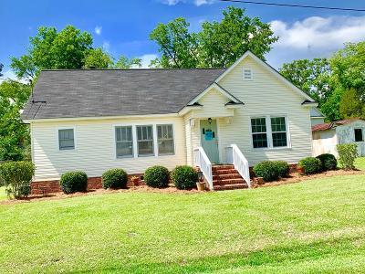 Single Family Home For Sale: 509 E Willingham St