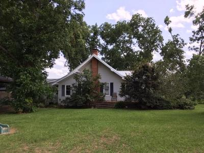 Brookfield, Chula, Tifton, Irwinville, Omega, Poulan, Sycamore, Sumner, Ty Ty, Ashburn, Rebecca Single Family Home For Sale: 1975 Russell Smith Rd