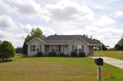 Ocilla, Irwinville, Chula, Wray , Abbeville, Fitzgerald, Mystic, Ashburn, Sycamore, Rebecca Single Family Home For Sale: 129 Loma Linda