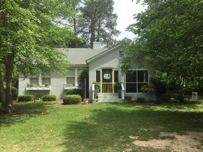 Lake Blackshear, Cordele, Warwick, Arabi, Ashburn, Rebecca, Sycamore Single Family Home For Sale: 811 East 20th Ave