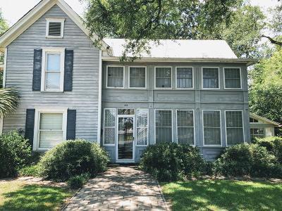 Ocilla, Irwinville, Chula, Wray , Abbeville, Fitzgerald, Mystic, Ashburn, Sycamore, Rebecca Single Family Home For Sale: 213 S Lee St.