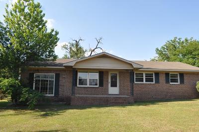 Ocilla, Irwinville, Chula, Wray , Abbeville, Fitzgerald, Mystic, Ashburn, Sycamore, Rebecca Single Family Home For Sale: 129 Brookhill Dr