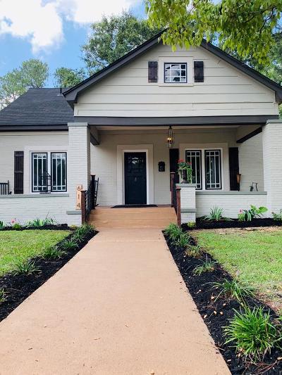 Lake Blackshear, Cordele, Warwick, Arabi, Ashburn, Rebecca, Sycamore Single Family Home For Sale: 614 E 13th Ave