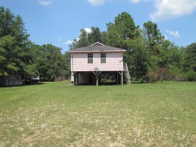 Ocilla, Irwinville, Chula, Wray , Abbeville, Fitzgerald, Mystic, Ashburn, Sycamore, Rebecca Single Family Home For Sale: 1949 Tifton Hwy
