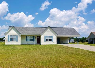 Single Family Home For Sale: 112 Ziffle