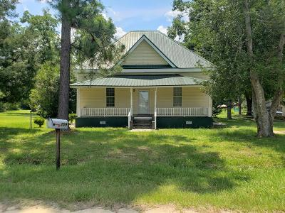 Lake Blackshear, Cordele, Warwick, Arabi, Ashburn, Rebecca, Sycamore Single Family Home For Sale: 359 West End Ave