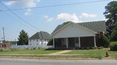 Lake Blackshear, Cordele, Warwick, Arabi, Ashburn, Rebecca, Sycamore Single Family Home For Sale: 319 S Main Street