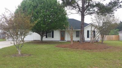 Single Family Home Sold: 3884 Trotters Ridge Circle