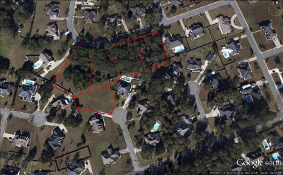 Berrien County, Lanier County, Lowndes County Residential Lots & Land For Sale: 1160 Old Meadow Rd