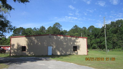 Commercial For Sale: 132 S Valdosta Road