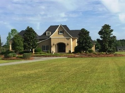 Hahira Single Family Home For Sale: 5340 Hall Road