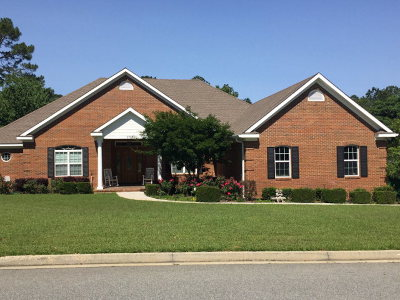 Single Family Home Sold: 3790 Bermuda Run Drive