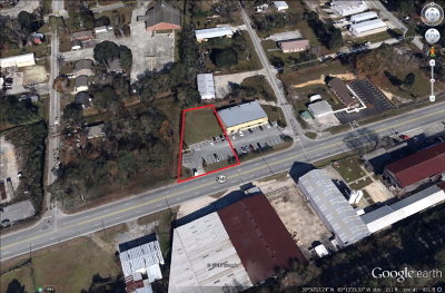 Lowndes County Commercial Lease For Lease: 1306 E Hill Avenue