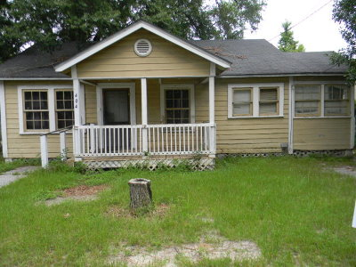 Valdosta Single Family Home For Sale: 404 J L Lomax