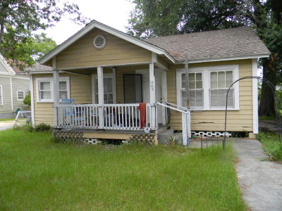 Valdosta Single Family Home For Sale: 406 J L Lomax