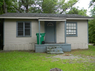 Valdosta Single Family Home For Sale: 707 J L Lomax