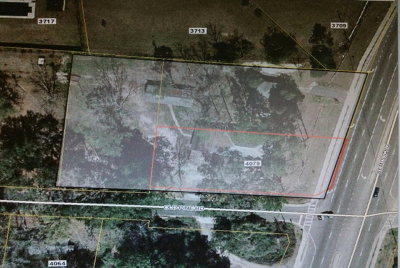 Commercial Lots & Land For Sale: 4079 Old Pine Road/Bemiss Rd