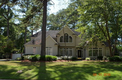 Valdosta Single Family Home For Sale: 104 Knob Hill Rd