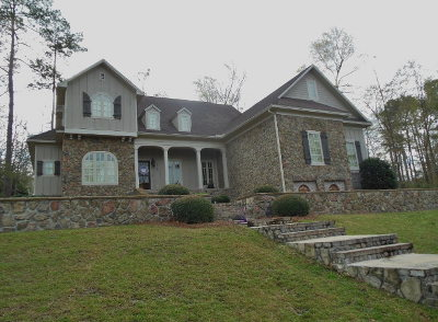 Single Family Home For Sale: 2504 Pebblewood Drive