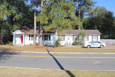 Berrien County, Brooks County, Cook County, Lanier County, Lowndes County Single Family Home For Sale: 1115 Slater Street