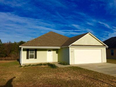 Valdosta Single Family Home For Sale: 5639 Fontana