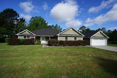 Lowndes County Single Family Home For Sale: 6441 Bemiss Rd.