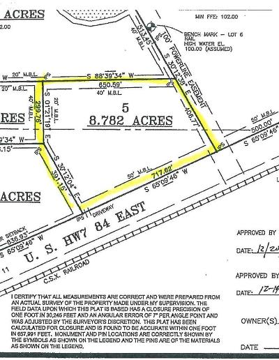 Commercial Lots & Land For Sale: Tbd E Us Hwy 84