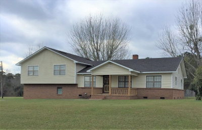 Quitman Single Family Home For Sale: 10221 Dixie Road