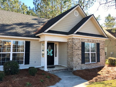 Hahira Single Family Home For Sale: 5273 Maycomb Ave