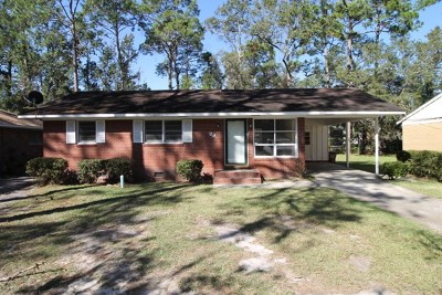Single Family Home For Sale: 908 Bunche Drive