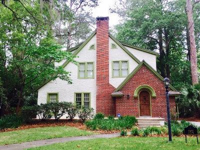 Valdosta Single Family Home For Sale: 1502 Slater Street
