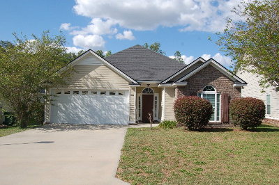 Berrien County, Brooks County, Cook County, Lanier County, Lowndes County Single Family Home For Sale: 3883 Napa Drive
