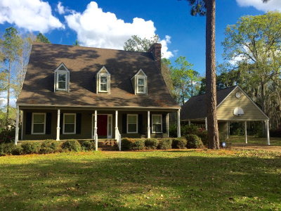 Valdosta Single Family Home For Sale: 615 Ledgedale Circle