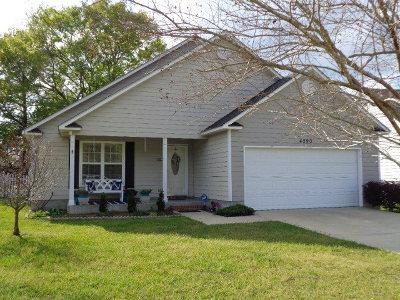 Single Family Home For Sale: 4290 Sonoma Drive