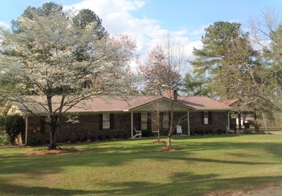 Quitman Single Family Home For Sale: 356 Green Lake Circle