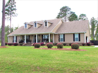 Valdosta Single Family Home For Sale: 4427 Joe K Drive
