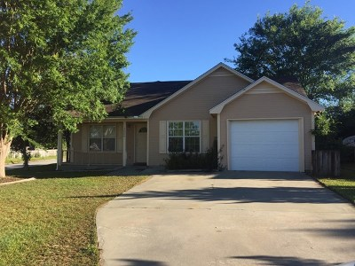 Valdosta Single Family Home For Sale: 3964 Heatherwoods Drive
