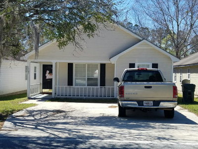 Berrien County, Brooks County, Cook County, Lanier County, Lowndes County Single Family Home For Sale: 1787 Gordon St.