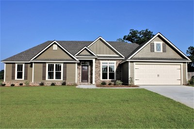 Valdosta Single Family Home For Sale: 3380 Nottinghill Ln