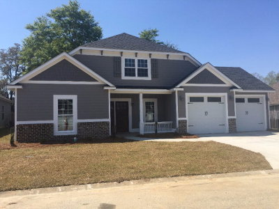 Berrien County, Brooks County, Cook County, Lowndes County Single Family Home For Sale: 3910 Sierra Court
