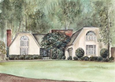 Valdosta Single Family Home For Sale: 3102 Greenfield
