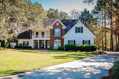 Single Family Home For Sale: 4734 Woodland Point