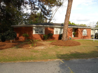 Valdosta GA Single Family Home For Sale: $64,900