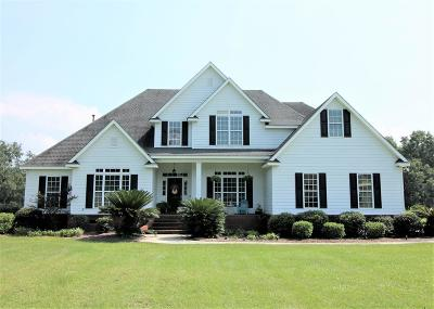 Lowndes County Single Family Home For Sale: 4200 Dasher Rd.