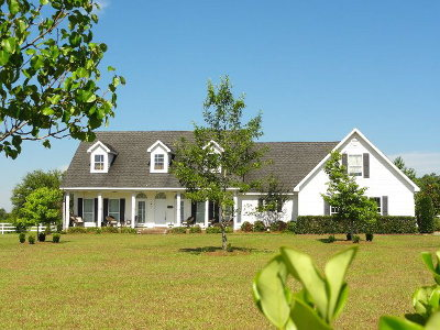 Valdosta Single Family Home For Sale: 7327 Ousley Road