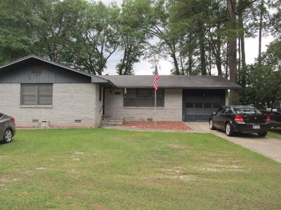 Lowndes County Single Family Home For Sale: 424 University Drive